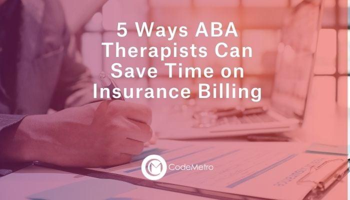 CodeMetro Insurance Billing Blog